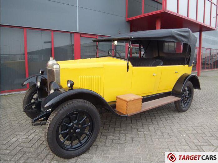 STANDARD TOURER V4 1927 CLASSIC CAR 1944CC CONVERTIBLE