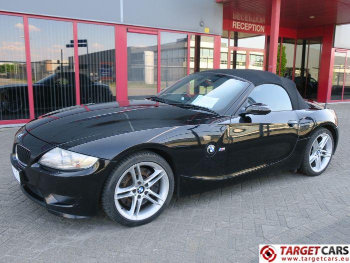 BMW Z4M ROADSTER Z4 M CABRIO 3.2L 343HP S54 03-06 BLACK 96304MIL RHD