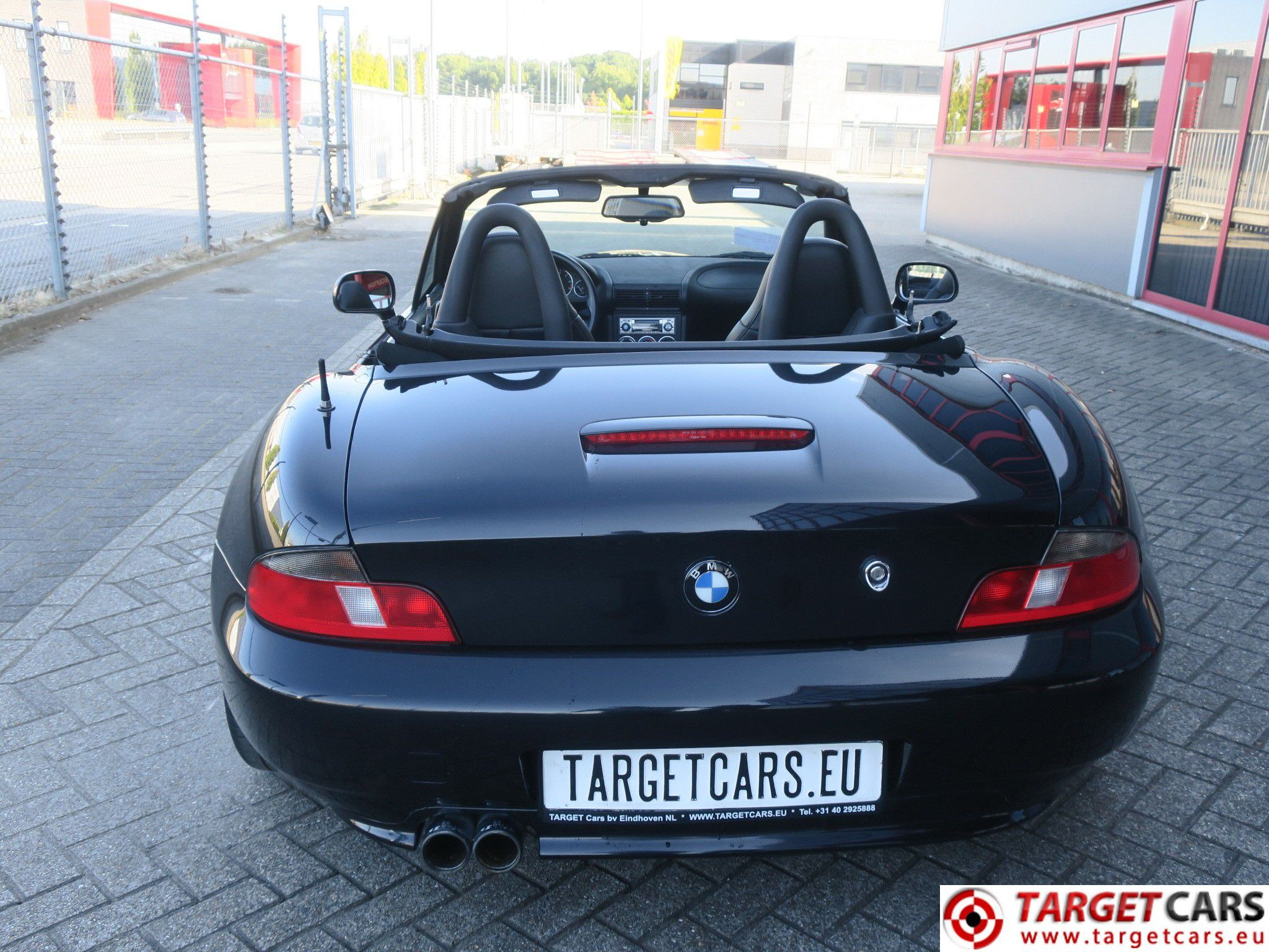 BMW Z3 ROADSTER 2 0L 150HP E36 CABRIO 07-99 BLACK 113689KM LHD