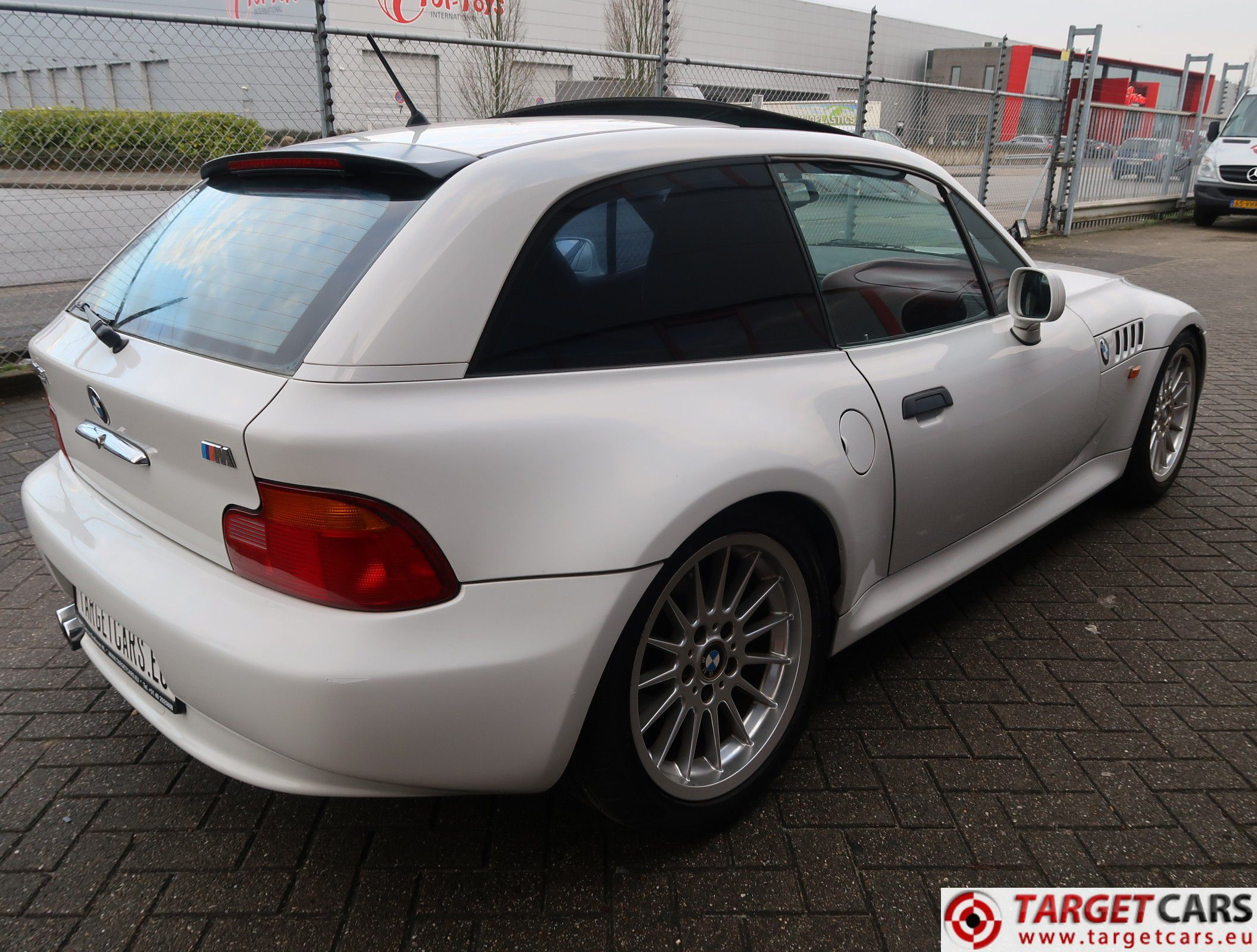 Bmw Z3 Coupe 2 8l 193hp Aut E36 08 99 White 101160km Lhd
