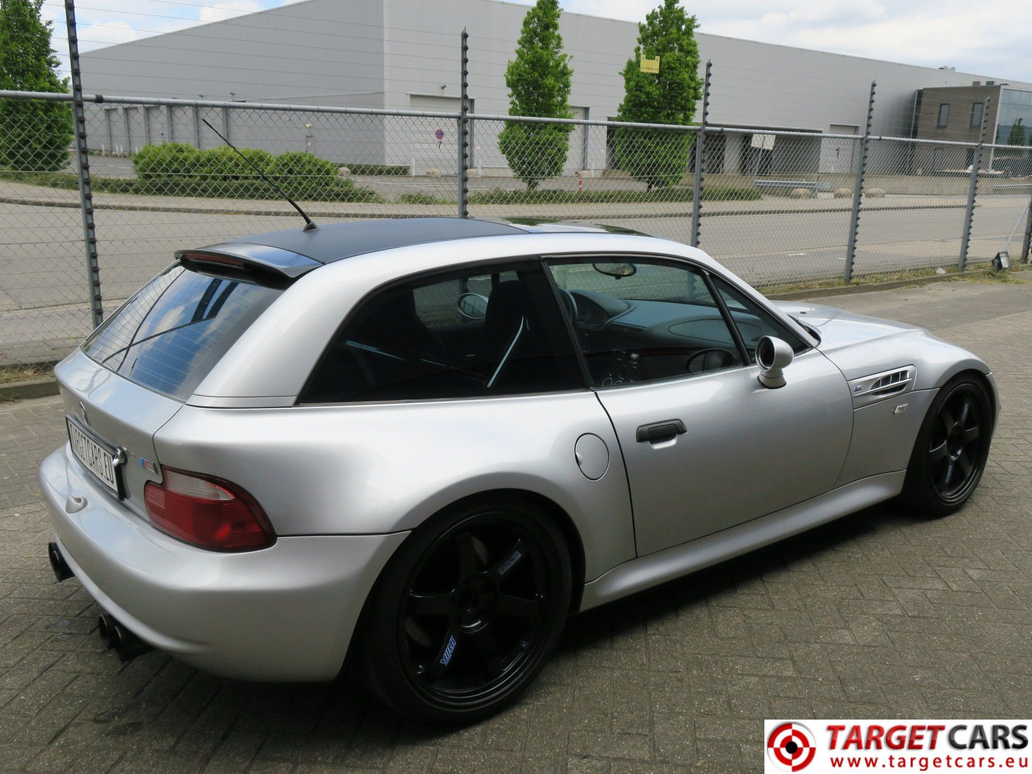 Bmw Z3m M Coupe 3 2l 325hp S54 M Coupe 06 02 Silver