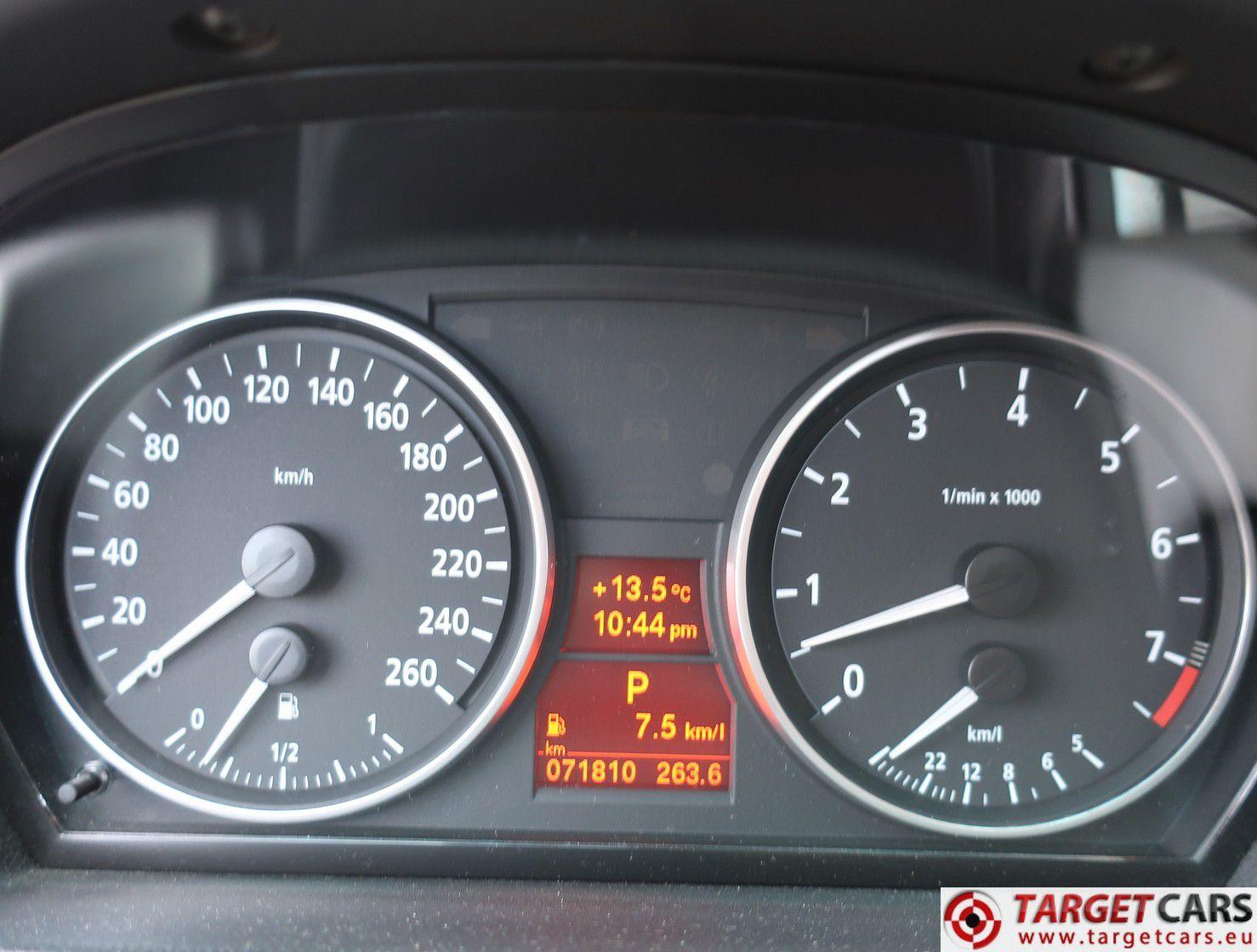 BMW 330I E90 SEDAN M-SPORT 3 0L 258HP 12-05 BLACK 71810KM LHD