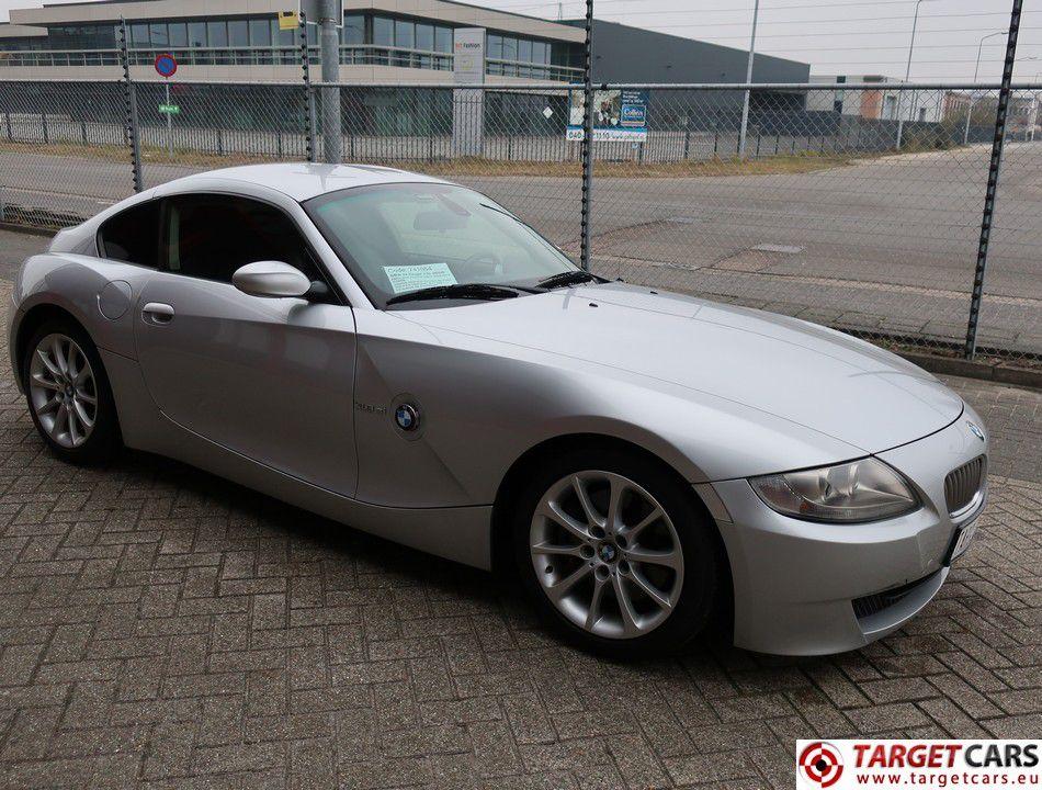 Bmw Z4 Coupe 3 0si 3 0l 265hp Aut E86 11 06 Silver 87501km Lhd