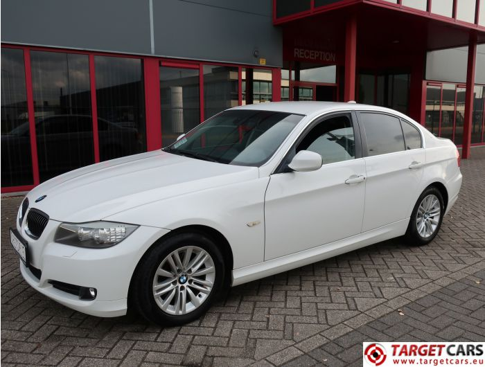 BMW 325I E90 SEDAN 2.5L 218HP 12-08 WHITE 44534KM LHD