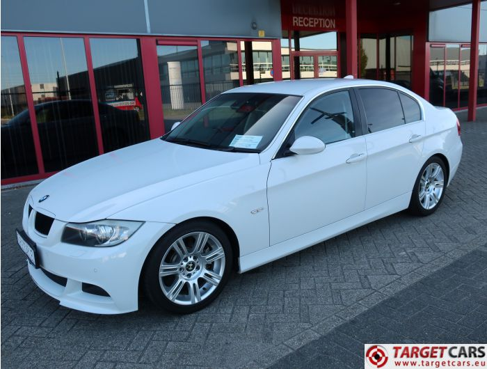 BMW 335I E90 SEDAN 3.0L 306HP 02-08 WHITE 126911KM RHD