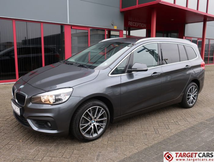 BMW 218D GRAN TOURER F46 MPV 7-SEATER 150HP GREY 03-16 85043KM LHD