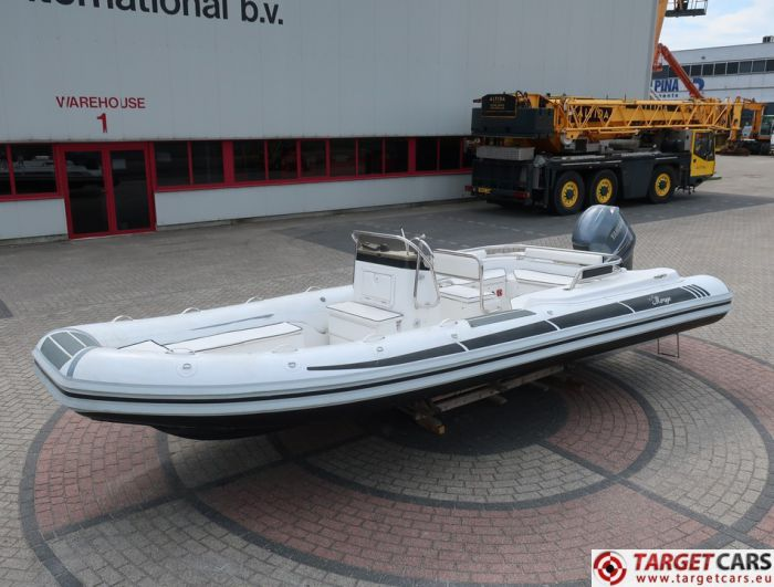 COLZANI RICAMBI BSC65 RIB SPEED BOAT MARINE PLEASURE CRAFT 150HP