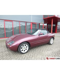 BMW Z1 ROADSTER CABRIO 2.5L 01-91 PURPLE MAGIC-VIOLET 163800KM LHD
