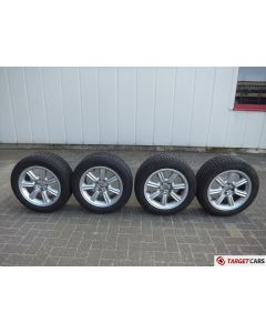 BMW Z1 SET OF ALU ORIGINAL WHEELS WITH WINTER TYRES
