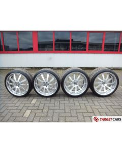 HRE 20INCH SET OF WHEELS FOR MERCEDES SLR MCLAREN