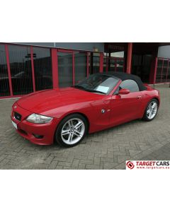 BMW Z4M ROADSTER Z4 M CABRIO 3.2L 343HP S54 03-06 RED 86980MIL RHD