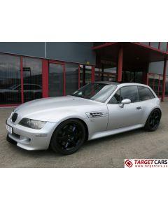 BMW Z3M M COUPE 3.2L 325HP S54 M-COUPE 06-02 SILVER 110406KM LHD