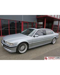 BMW 750IXL L7 EXTRA LONG E38 LIMOUSINE 5.4L V12 326HP 12-98 SILVER 77720KM LHD