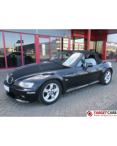 BMW Z3 ROADSTER 2.0L 150HP E36 CABRIO 07-99 BLACK 113689KM LHD
