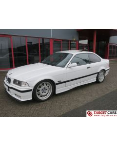 BMW M3 E36 COUPE 3.0L 286HP S50 09-94 WHITE 152368KM LHD