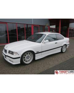 BMW M3 E36 COUPE 3.0L 286HP S50 09-94 WHITE 152368KM LHD