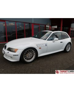 BMW Z3 COUPE 2.8L 193HP AUT E36 08-99 WHITE 101160KM LHD