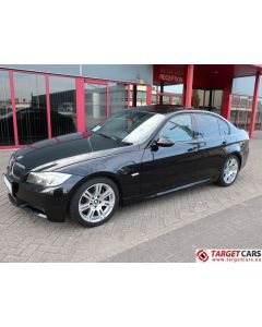 BMW 330I E90 SEDAN M-SPORT 3.0L 258HP 12-05 BLACK 71810KM LHD