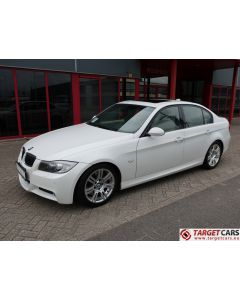 BMW 335I E90 SEDAN M-SPORT 3.0L 306HP 06-07 WHITE 86341KM LHD