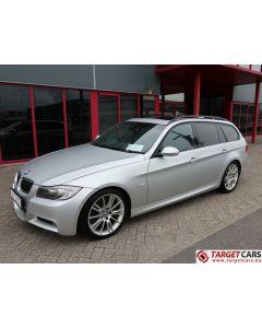 BMW 335I E91 TOURING M-SPORT 3.0L 306HP 01-08 SILVER 110036KM RHD