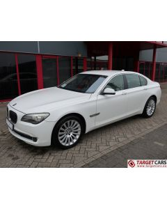 BMW 750I F01 SEDAN 4.4L 408HP 02-09 WHITE 58913KM LHD