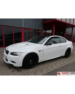 BMW M3 E92 COUPE 4.0L V8 420HP M-DCT WHITE 07-08 68615KM LHD