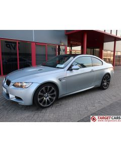 BMW M3 E92 COUPE 4.0L V8 420HP MANUAL 6-SPEED SILVER 10-07 80947M RHD