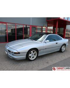 BMW 840CI E31 COUPE AUT M-INDIVIDUAL SELECTION JAPAN 4.4L 06-1997 SILVER 286HP 89675KM LHD