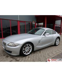 BMW Z4 COUPE 3.0SI 3.0L 265HP AUT E86 11-06 SILVER 87501KM LHD