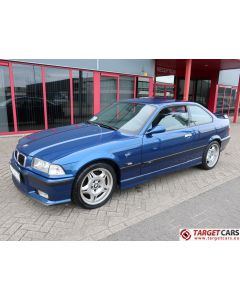 BMW M3 E36 COUPE 3.0L 286HP S50 10-94 BLUE 163826KM LHD