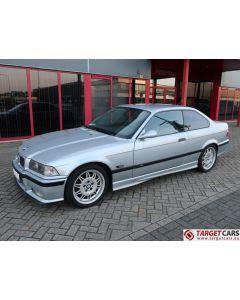 BMW M3 E36 COUPE 3.0L 286HP S50 12-94 SILVER 108160KM LHD