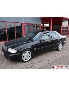 MERCEDES C43 AMG 4.3L V8 306HP AUT 03-98 BLACK 118440KM LHD