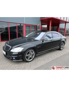 MERCEDES S65 L AMG LONG V221 SEDAN 6.0L V12 612HP AUT 11-06 BLACK 105035KM LHD