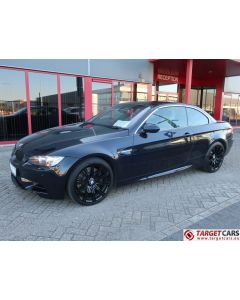 BMW M3 E93 CABRIO 4.0L V8 420HP M-DCT DRIVELOGIC 07-08 BLACK 84909MIL RHD