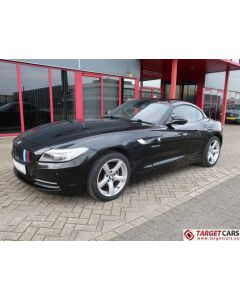BMW Z4 SDRIVE23I 204HP ROADSTER BLACK 10-09 81645MILES LEATHER RHD