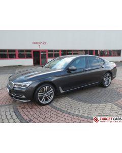 BMW 750D XDRIVE SEDAN 400HP G11 AUT LEATHER 08-17 47992KM GREY LHD