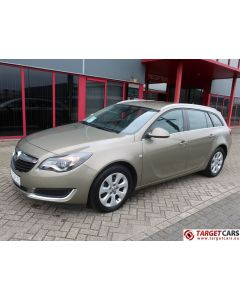 OPEL INSIGNIA 1.6 TURBO PETROL AUT SPORTS TOURER NAVI 170HP GREEN 03-17 93436KM LHD