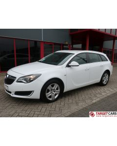 OPEL INSIGNIA 1.6 TURBO PETROL AUT SPORTS TOURER NAVI 170HP WHITE 04-16 108095KM LHD