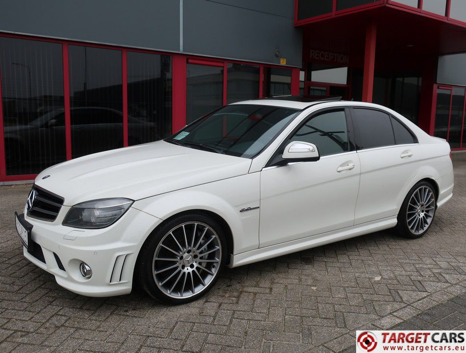 Wonderlijk MERCEDES C63 AMG W204 SEDAN 6.2L V8 457HP AUT 06-08 CR-72